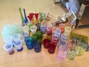 和歌山 ガラス 琉球ガラス